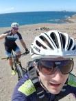 Bra MTB längsmed Gran Canarias sydkust.